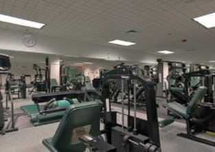 Flamingo vegas things fitness center