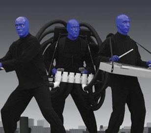 Blue man group venetian las vegas loss - Blue man group box office ...